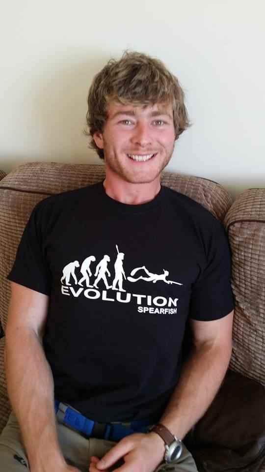Jason Haglofs spearfishing instructor