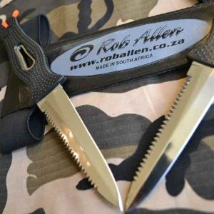 Rob Allen spearfishing knife