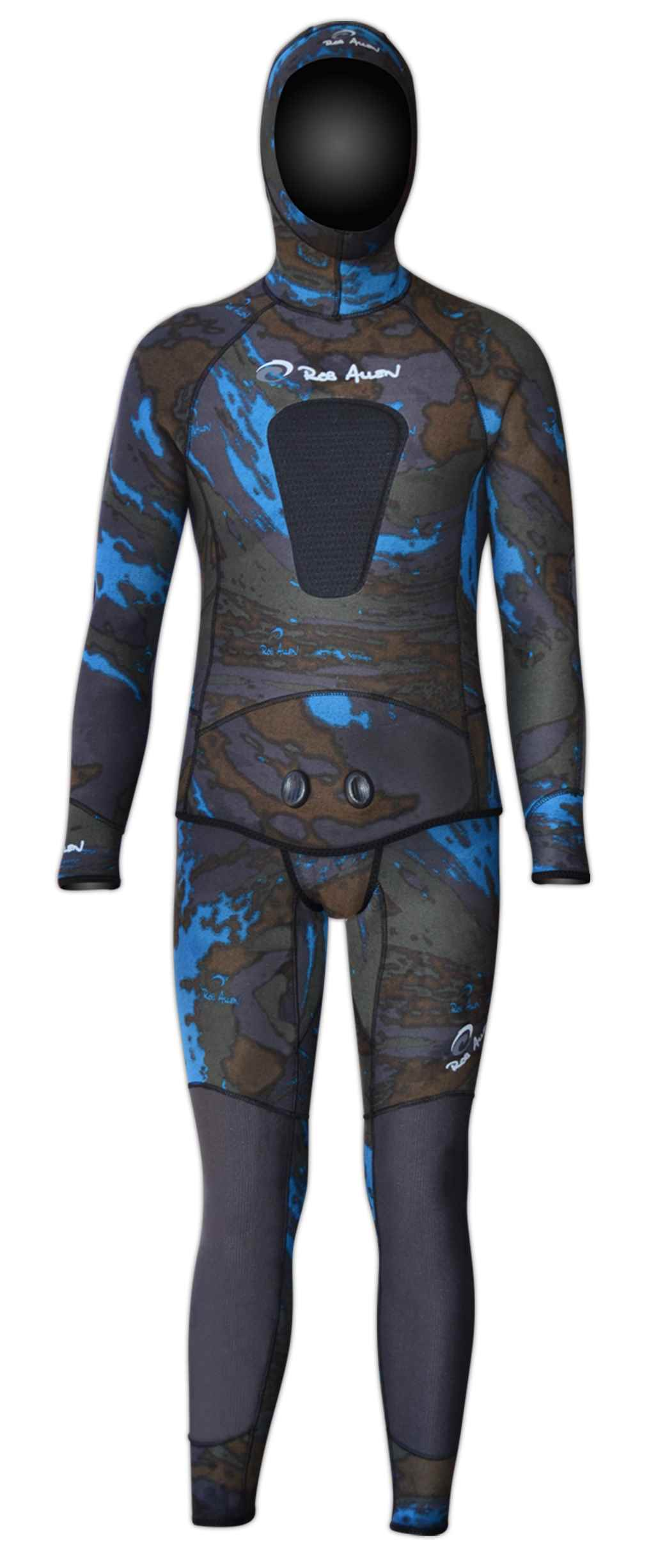 Spearfishing Uk Rob Allen Wetsuit Dual Camo
