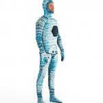 HECs wetsuit blue