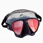 Rob Allen cubera mask red lens