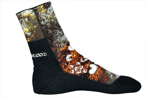 Picasso Supratex Socks Stone Camo 3mm socks