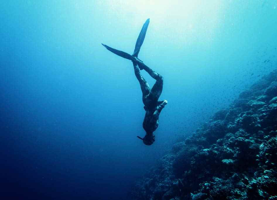 Advanced Freediving course
