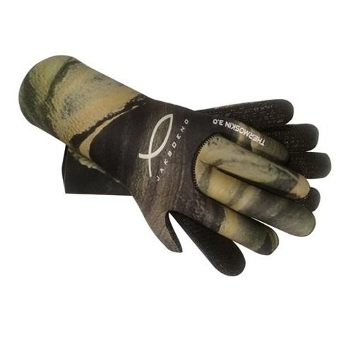 Jak Boeno Quartz Green Gloves