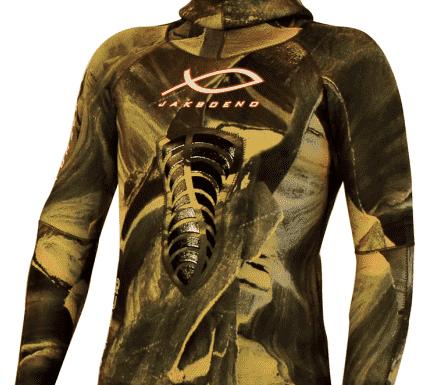Jak Boeno Quartz Green wetsuit