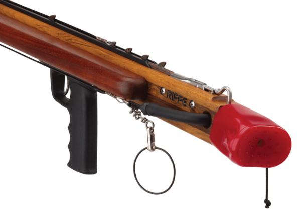 Riffe Blue Water Elite speargun handle