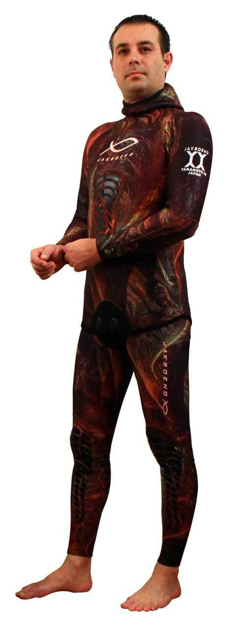 THERMOSKIN KARMA websuit