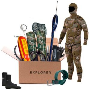 Explorer spearfishing package