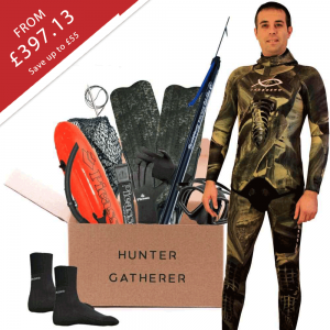 Hunter gatherer spearfishing package