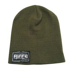 Riffe Block Beanie Hat