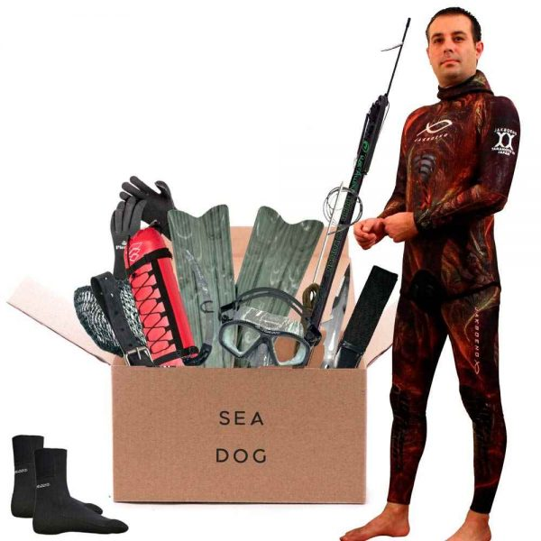 Sea dog spearfishing package