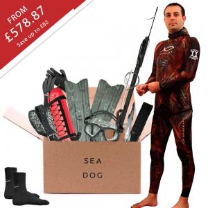 Sea dog spearfishing package