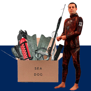 Spearfishing Packages
