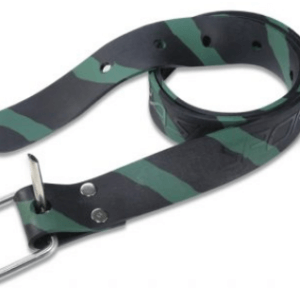 Omer Marseille camo weight belt