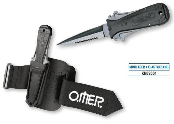 Omer mini laser knife