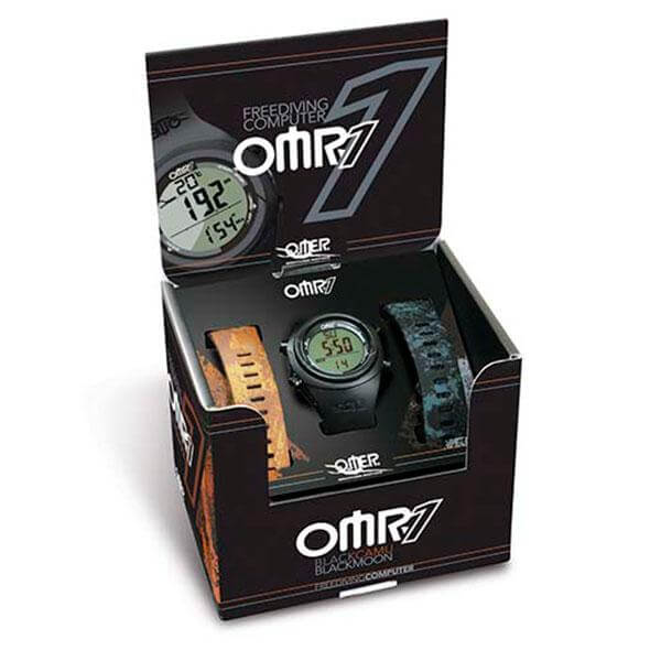 Omer OMR-1 wristwatch box and strap