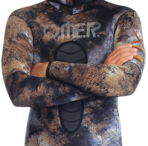 Omer Mix 3D wetsuit