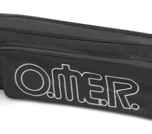 Omer single fins bag pvc black