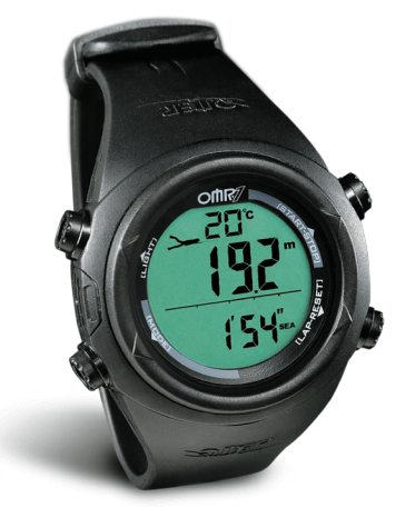 Omer OMR-1 Freediving wristwatch