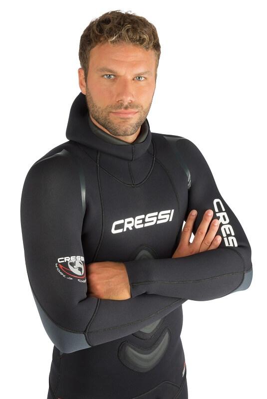 Cressi Apnea wetsuit jacket