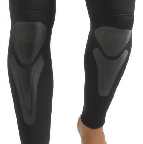 Cressi Apnea wetsuit knee pads