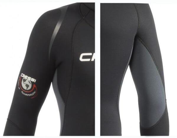 Cressi Apnea wetsuit new pattern