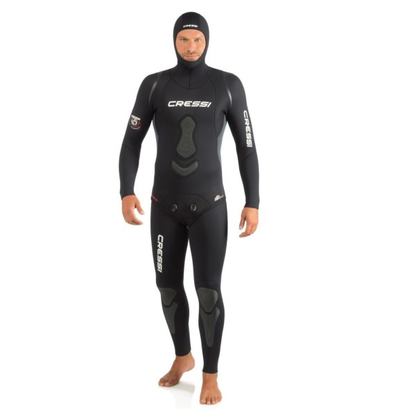 Cressi Apnea Black wetsuit