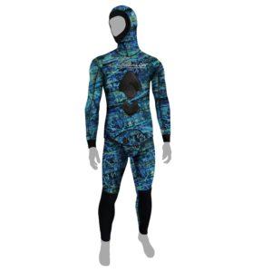 Epsealon Blue Fusion full wetsuit