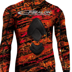 Epsealon Red Fusion wetsuit
