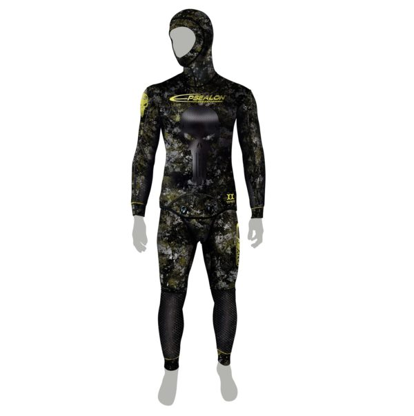 Epsealon Tactical Stealth full wetsuit