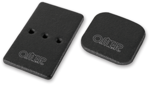 Omer lead flat and square plate