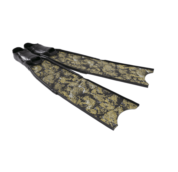 Leaderfins neo gold carbon