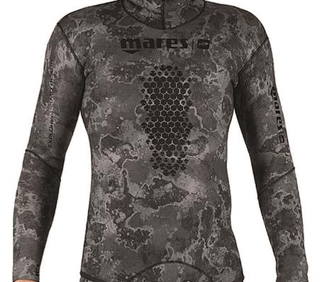 Mares Explorer Camo black wetsuit
