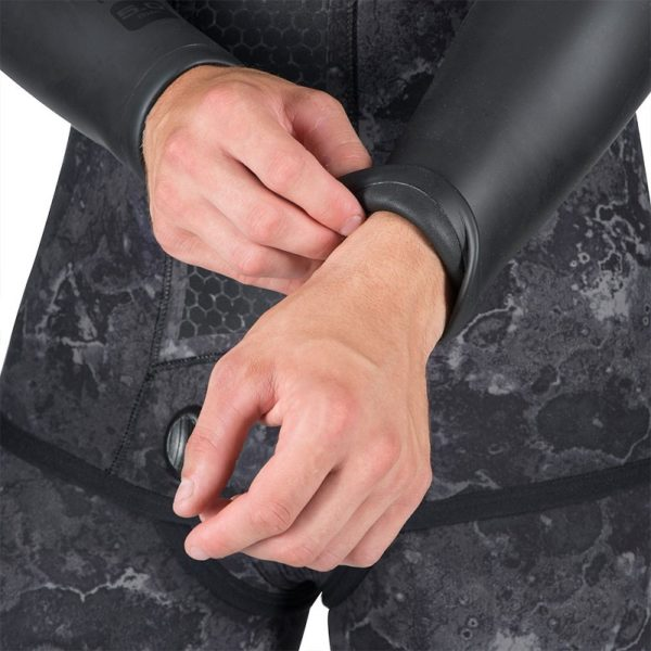 Mares M3rge wetsuit cuffs