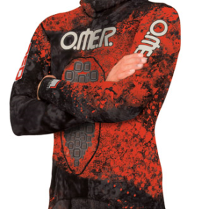 Omer Red Stone wetsuit