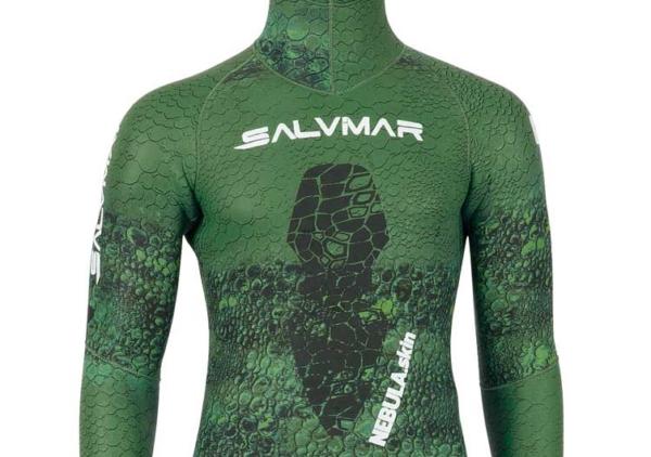 Salvimar Nebula Green wetsuit