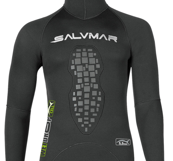 Salvimar Wet Drop Cell wetsuit