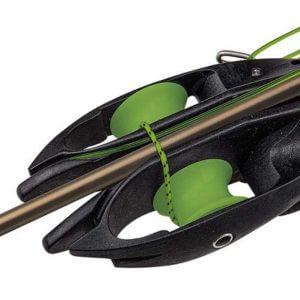 Salvimar Wild Carbon roller speargun muzzle