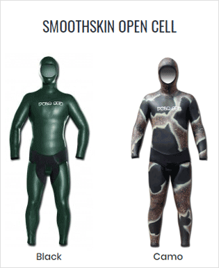 Smoothskin Open Cell