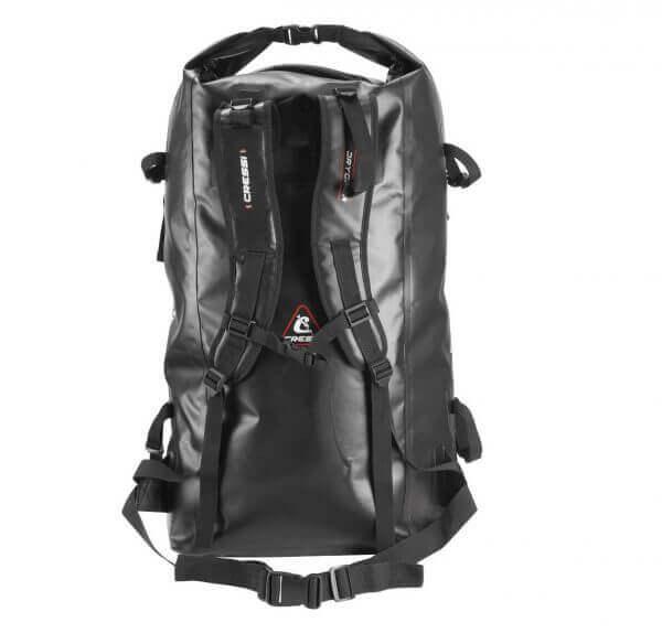 Cressi Dry Gara Bag 60 litres back