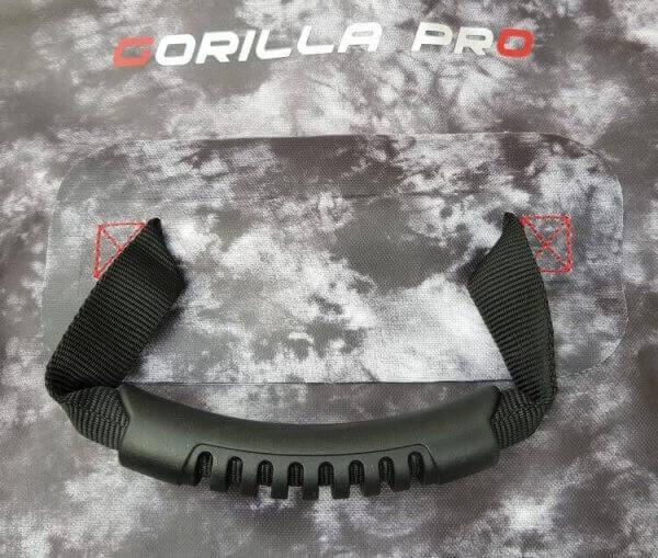 Cressi Gorilla Pro XL Dry Bag camouflage handle
