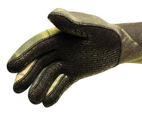 Jak Boeno Quartz Green Gloves paklm