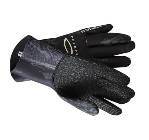 Jak Boeno Thermoskin Dark Gloves palm
