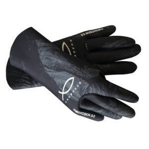 Jak Boeno Thermoskin Dark Gloves