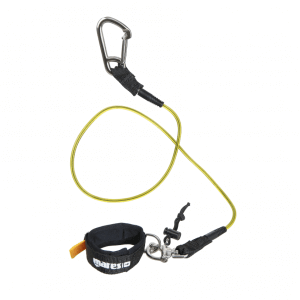 Mares Freediving Lanyard with snap release