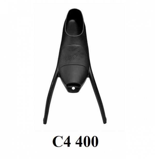 C4 400 footpocket black