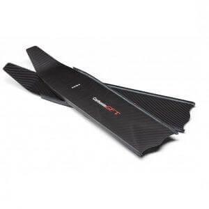 CarbonioGFT Aero HF series carbon fins