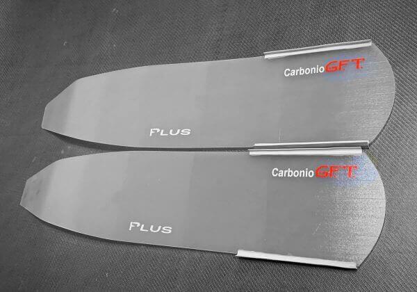 CarbonioGFT VTR plus carbon fins