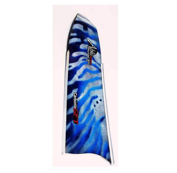 """Design """"NAUTILUS"""" by Roberto LaMantia blue"""