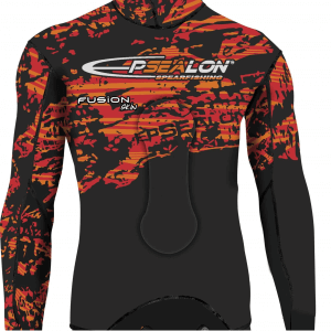Epsealon Red Fusion Skin wetsuit